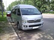 Микроавтобусы и минивены по 2000 тенге за час по Алматы,  Астане