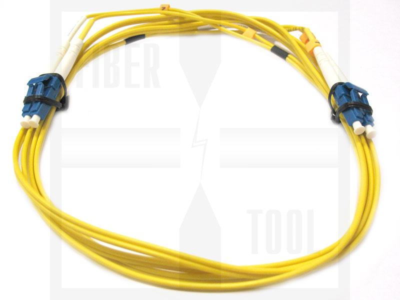 Кабель патч-корд волоконно-оптический Vimcom LC-LC duplex 2m DPC-SM-LC-2.