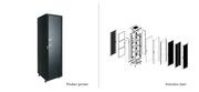 Телекоммуникационные шкафы LinkBasic