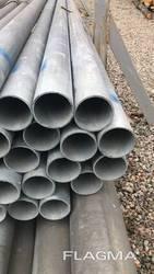 Отрезки трубы оцинкованной диаметр 57 мм,  толщина 3.5 мм,  длина по 1, 7