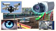 Установка Видеонаблюдения,  Систем безопасности