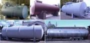 Резервуары для нефтепродуктов - изготовление