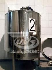 Ванны длительной пастеризации молока от производителя