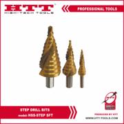 Многоступенчатые сверла HTT-tools