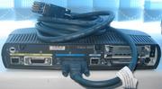 Маршрутизаторы cisco 1720 ,  cisco 1601 +V 35 cable (2 кабеля )