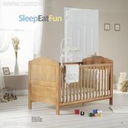 Детские кроватки в Алматы из Англии от 0 до 7-8 лет.