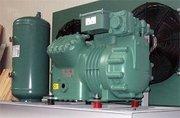 Промышленное холодильное оборудование и тепловые установки для обогрева домов и производственных помещений