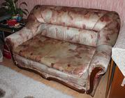 Продам диван-кровать из комплекта 3-2-1,
