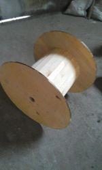 Барабан катушка под кабель деревянные. Изготовление.