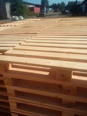 Паллет деревянный 1200Х1000х145 мм. Изготовление