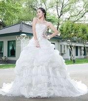 Свадебное платье «ШАРМ»