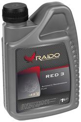 Raido ATF Red 3  Жидкость для автоматических трансмиссий - Dexron IIIG