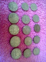 Монеты СССР в хорошем состояний