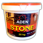 Минеральная штукатурка ADEN