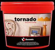 Жидкие обои Tornado,  финишная декоративная краска