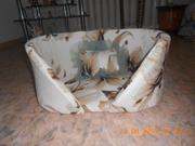 Диванчик-Лежанка для животных 40х30 см.новая.