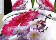 Семейные комплекты постельного белья 3D по 15000 тенге.