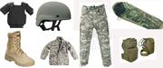 BISON. Непромокаемые куртки,  одежда,  обувь военного назначения из США