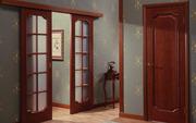 Деревянные двери любой сложности
