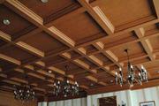 Проектирование и установка деревянных потолков