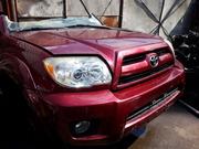 Большой авто-разбор Toyota LC PRADO  4RUNNER