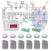 Системы оповещения и управления эвакуацией - установка, настройка, серви