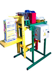 Дозатор шнековый (полуавтомат) для упаковки пылящих и трудносыпучих пр