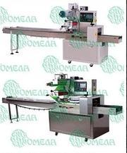 Горизонтальная упаковочная машина флоу-пак 051.55.01.250/320/350/450/6