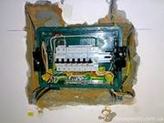 Расчет и электромонтаж электропроводки квартир и помещений