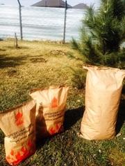 Уголь древесный березовый 9 кг