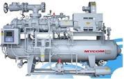 Двухступенчатые винтовые компрессоры (MyCom)