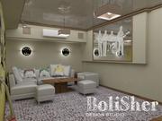 Дизайн развлекательного помещения