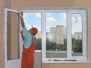 Изготовление и монтаж пластиковых окон. Застекление балконов.