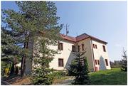 Гостиничный комплекс-усадьбу в предгорьях южной Чехии