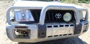 Силовые бампера на Тойота Land Cruiser Prado