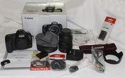 Canon EOS 5D Mark II 21, 1 МП Цифровая зеркальная камера