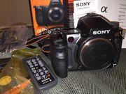 Sony A900 + 24 -70mm F / 2.8 Зум-объектив