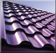 Металлочерепица всех видов и металлосайдинг