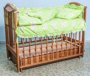 Комплекты в кроватки,  6 предметов