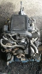 Двигатель 1KD  на Toyota Land Cruiser Prado 95