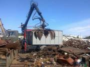 Демонтаж металлоконструкций - Металлолом