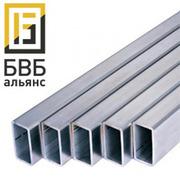 Труба алюминиевая профильная 40х40х2 АД31Т