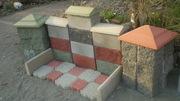 Стеновые (сплитерные) блоки в Алматы