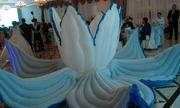 цветок на выход невесты и молодоженов