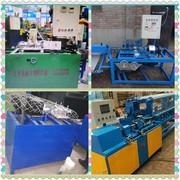 станок для сетки рабицы полуавтомат и автомат  купить в Китае