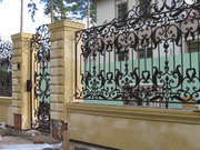 Изделия из металла ворота,  печи,  заборы,  лестницы,  беседки,  теплицы, на
