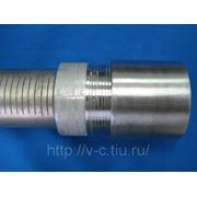 Щелёванные трубы (НРУ) для фильтров ФИПа,  ФОВ,  колпачки щелевые ВТИ-К