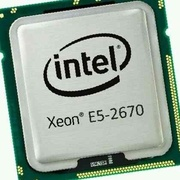 Процессор Intel Xeon E5 2670