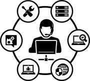 ремонт ноутбуков и компьютеров от 2000 тенге