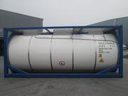Танк-контейнер T11 новый 24 м3 для химических веществ